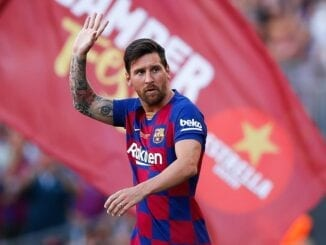 Messi pede para sair do Barcelona